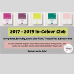 2017-2019 In - Colour Club