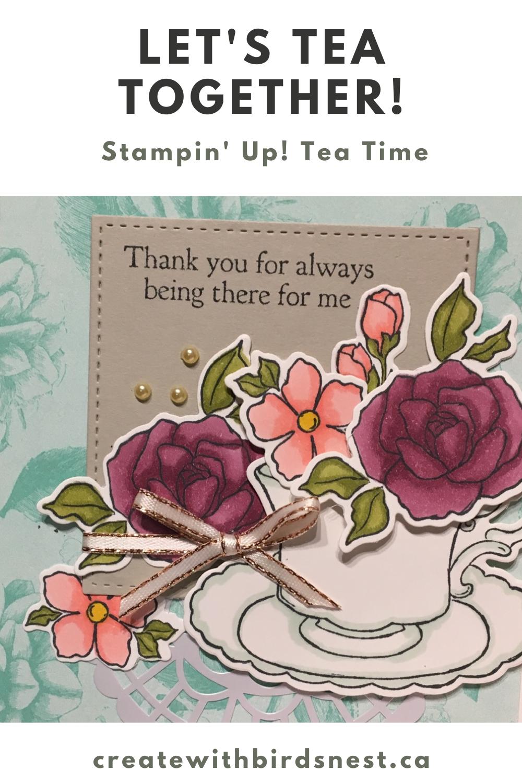 Let's Tea Together via @denise34