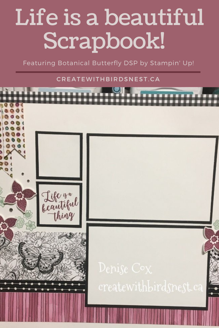 For the love of scrapbooking via @denise34