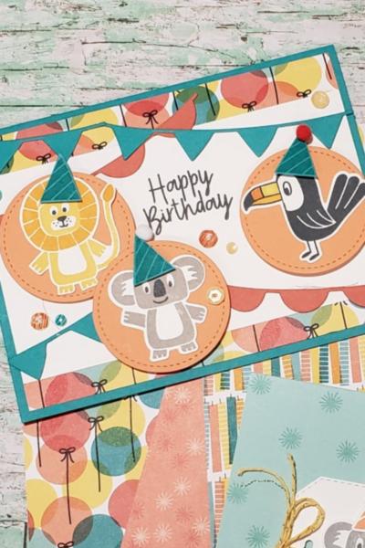 Birthday Bonanza Birthday Card