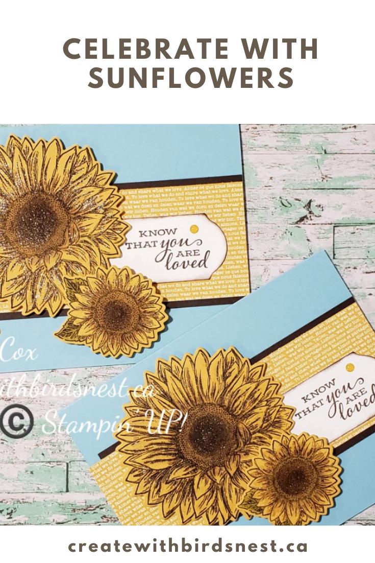 Let's Celebrate Sunflowers! via @denise34