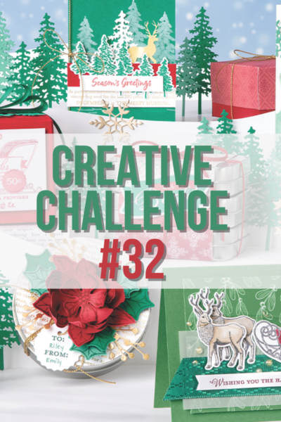 A snippet of the sketch layout being used in Creative Challenge #32