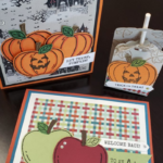 Autumn projects featuring Harvest Hello bundle
