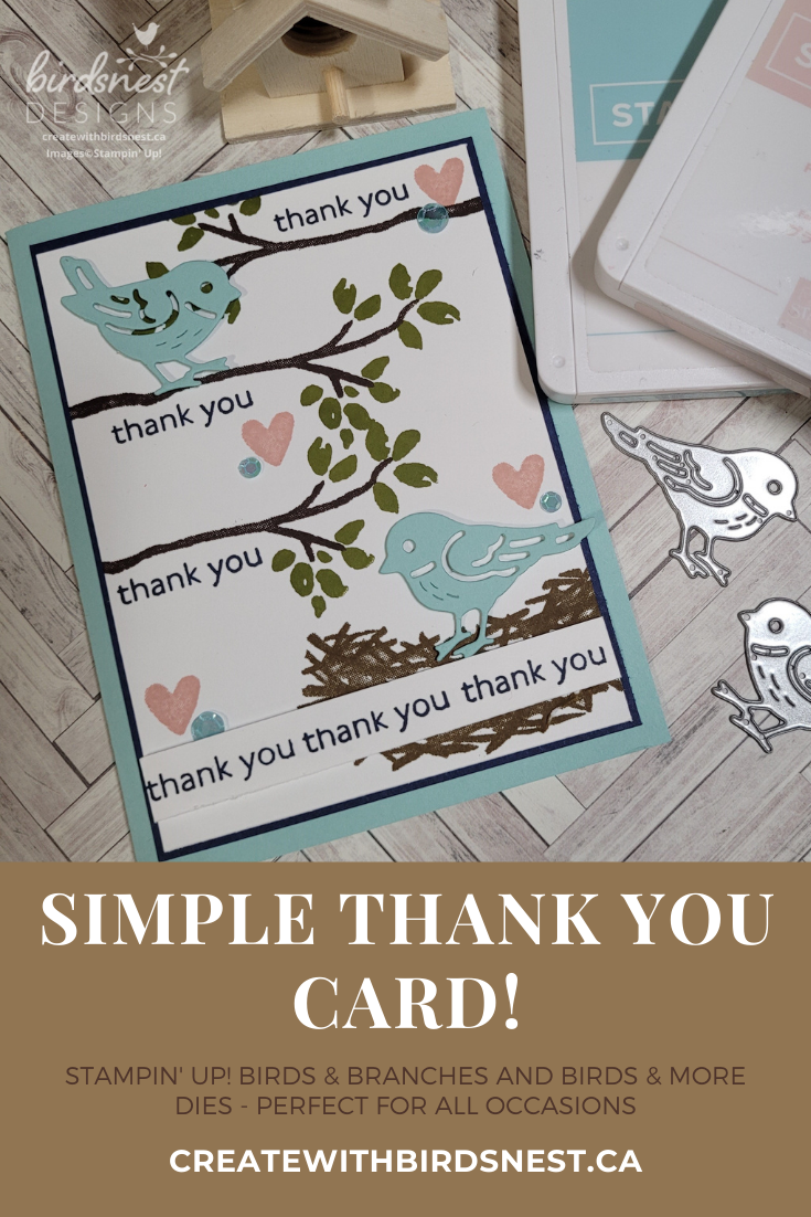 Birds & Branches For All Occasions via @denise34